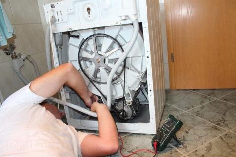 Самостоятельный ремонт стира…