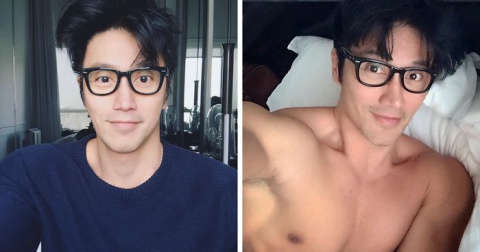 Чуандо Тан — 50-летний сингапурский фотограф с телом и лицом 20-летнего