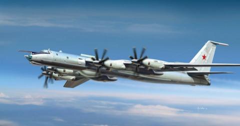 Ту-142М3: что делал «убийца подлодок» над сирийской пустыней