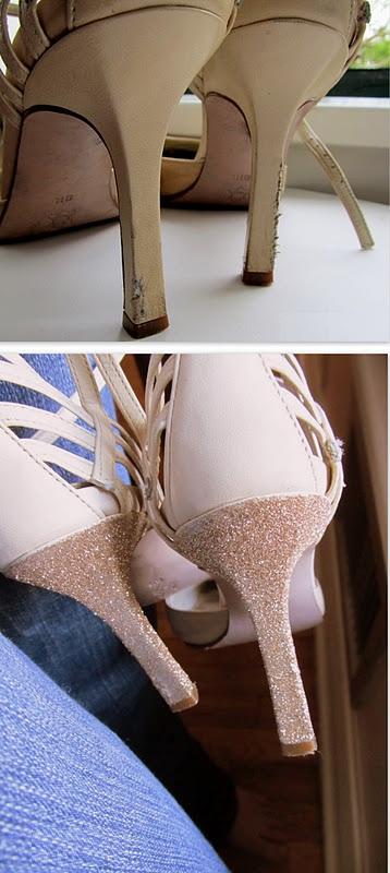 Реанимируем каблуки