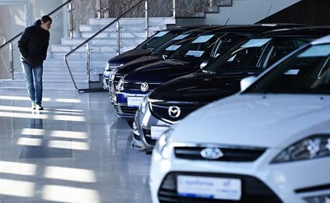 В России могут запретить продажу машин с пробегом