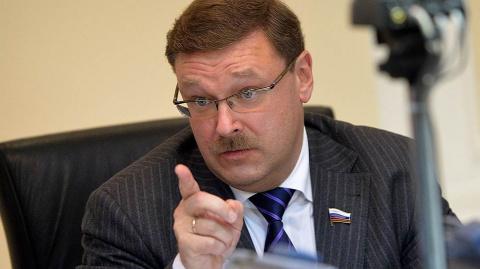 Косачев: Трамп наступает на …