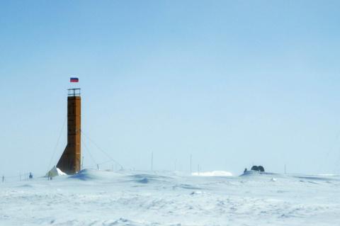 История женщины, которая провела месяц в самой суровой точке Антарктиды