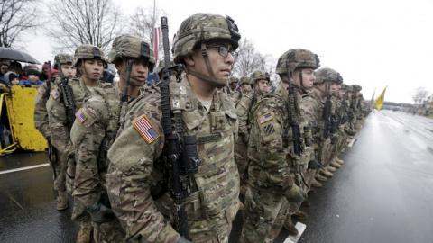 Американские эксперты о воен…