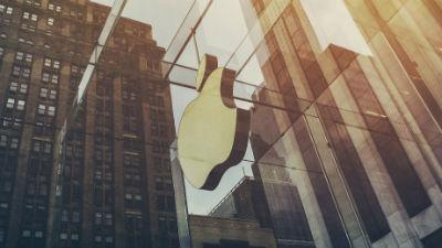 Apple запатентовала смартфон…