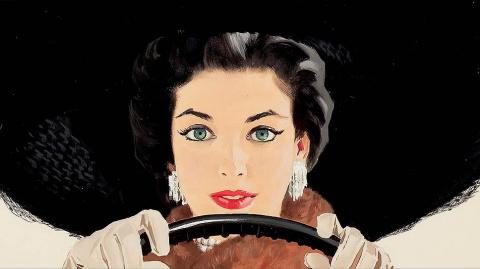 Автомобильные истории. Женщина за рулем