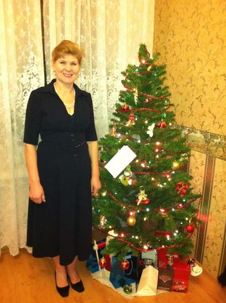 Надежда Гончарова (личноефото)