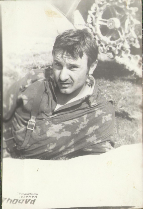 Олег Жалоба