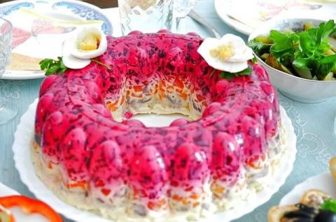 Вкуснейший и волшебный салат