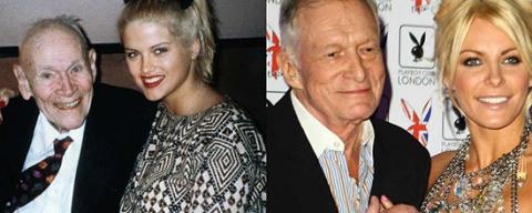 Когда ей 16, а ему 46: истории знаменитых красавиц, чьи мужья были на десятки лет старше их. Настоящая любовь или хитрый расчет?
