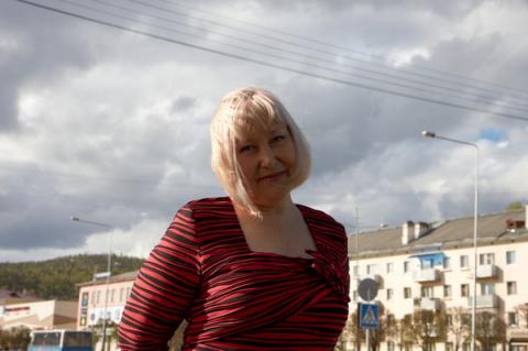Людмила Белова (личноефото)