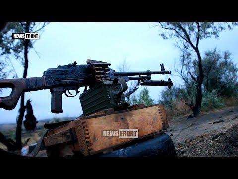 Обстановка на Бахмутке – Каратели прощупывают позиции ЛНР