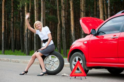 Женщины за рулем: инструкция по применению