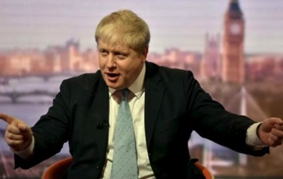 Экс-мэр Лондона сравнил политику ЕС с политикой Гитлера