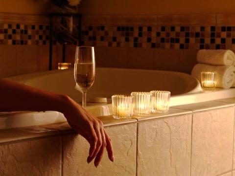 Полчаса для себя. Принимаем ванну