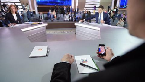 Русский народный Путин. Руслан Осташко