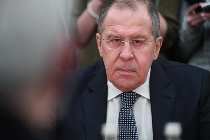 Лавров устроил разнос украин…