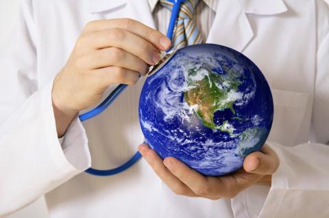 Чем болеют в разных странах?