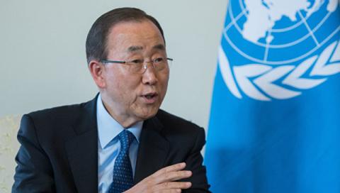 ООН поставила Киев на место: хамить генсеку не позволено никому