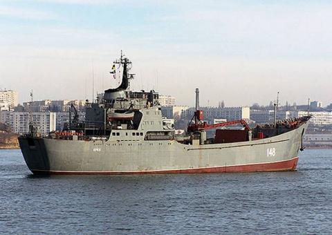 БДК ЧФ «Орск» после ремонта …