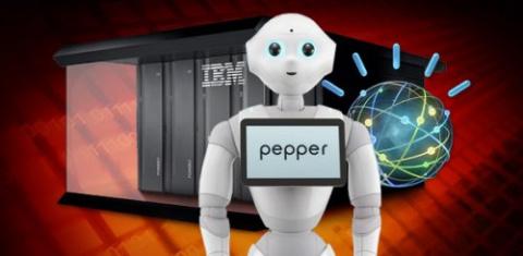 Робот Pepper обретет высокий…