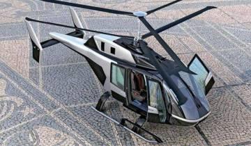 Вертолет соосной схемы: стал…
