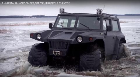 Белорусская Hunta бросила вызов российскому Шерпу — будет дуэль!