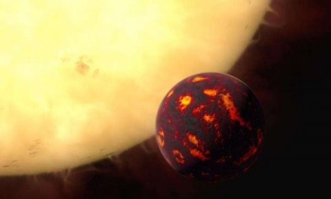 """Астрономы """"понюхали"""" атмосфе…"""