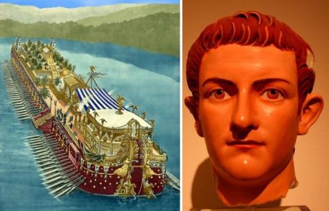 Корабли Калигулы для не всег…