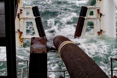 Россия и ЕС развивают «Северный поток» вопреки американским санкциям