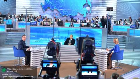 Самый смешной вопрос Путину …