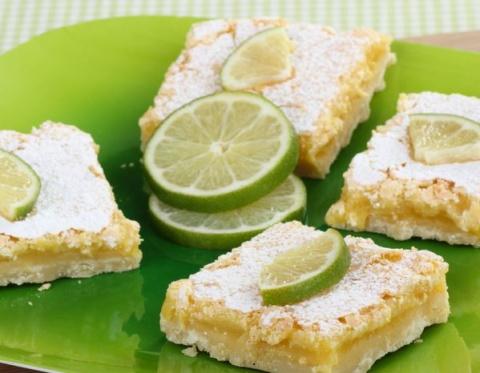 Кокосово лимонное пирожное с…