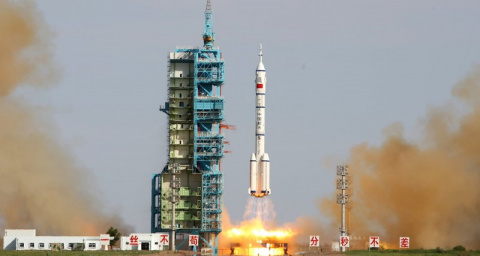 Китайская ракета нового поко…