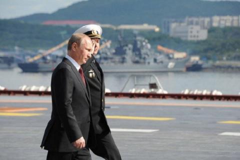 Владимир Путин намерен окончательно покончить с «ИГ»