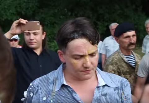 Новости Украины: Савченко за…