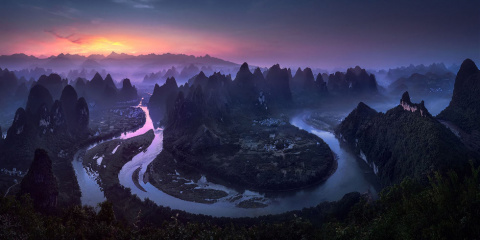 Лучшие панорамные фотографии с конкурса Epson International Pano 2017