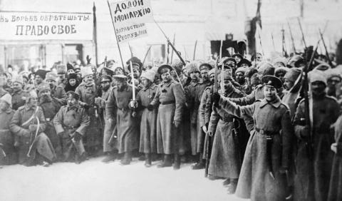 Из дневника императрицы Марии Федоровны. 1917 год