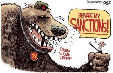 Оборотная сторона санкций: р…