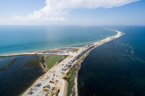 Тоннель в Крым с участием китайцев. Экономической блокады Крыма не будет
