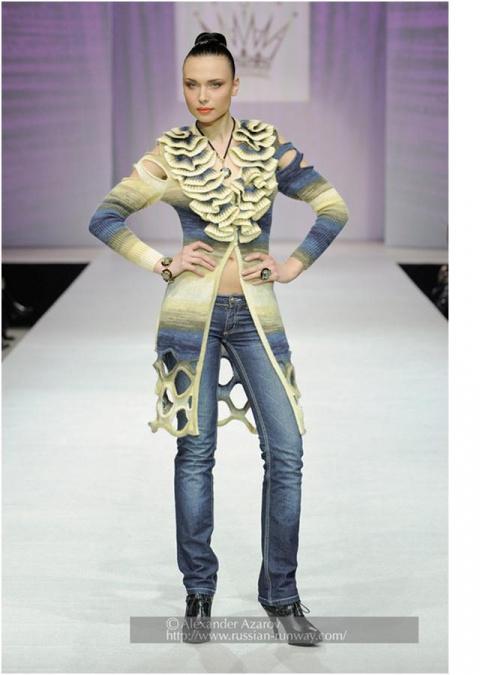 Вязаная мода