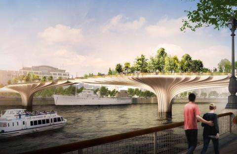 11 невероятных мостов  Подро…