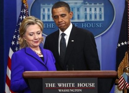 Клинтон извинилась перед Оба…