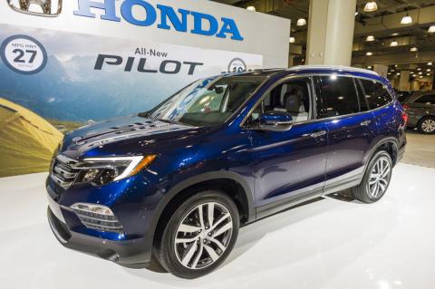 В мае на российский рынок придут три новых автомобиля