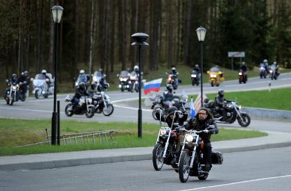 «Ночные волки» прокомментировали расстрел подмосковных мотоциклистов