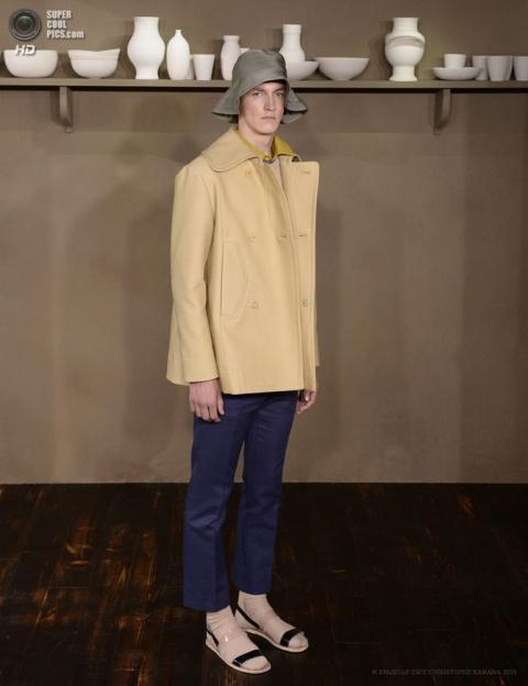 Минутка смеха: мужская мода, от которой мороз по коже