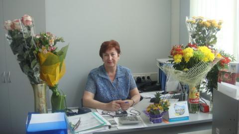 Нина Николаевна Салынцева (личноефото)