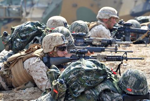 Корейский полуостров готовится к войне