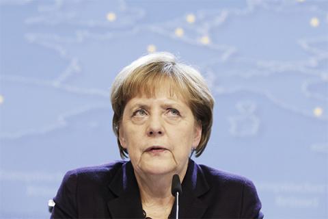 Ангела Меркель заявила, что …