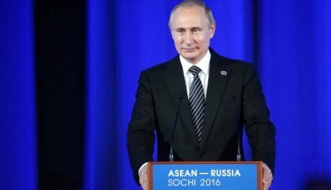 Восхождение России как новой…