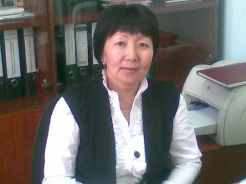 Маргарита Намханова